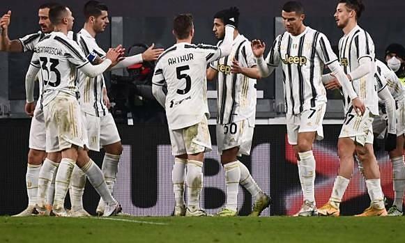 Juventus memenangkan perpanjangan waktu di Piala Italia