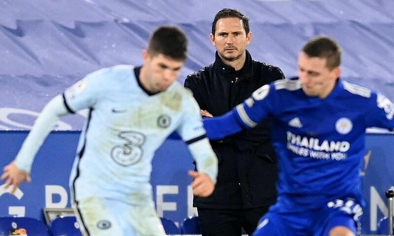 Lampard: 'Pemain Chelsea tidak melakukan minimum'