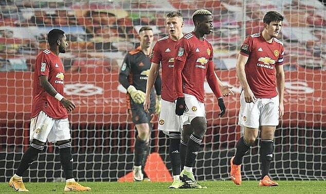 Mengapa Man Utd kalah di empat semifinal berturut-turut?