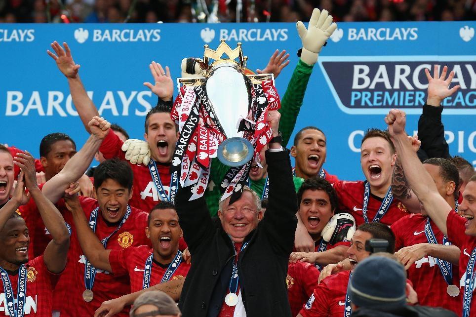 Betapa lebih buruknya Man Utd dibandingkan dengan generasi kejuaraan 2013