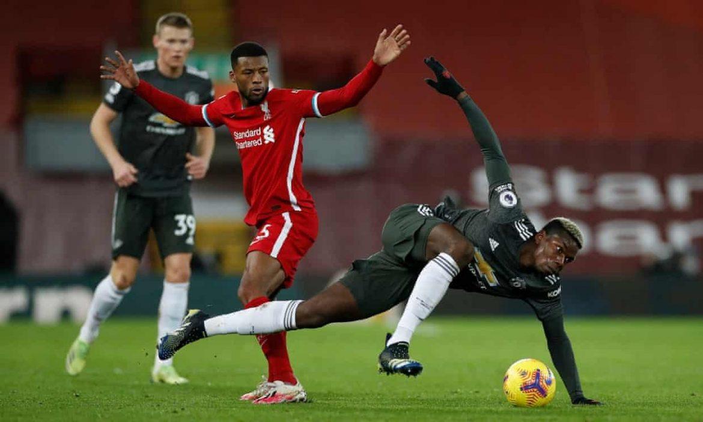 Man Utd gagal memenangkan Liverpool