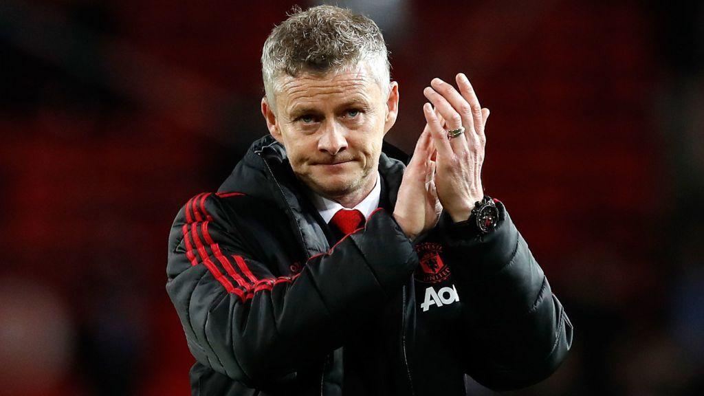 Solskjaer: 'Man Utd kalah karena lawannya terlalu kuat'