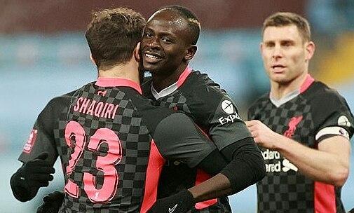 Liverpool menghancurkan Aston Villa di Piala FA