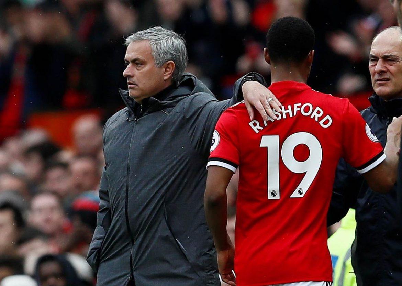Mourinho memukul Rashford – w88alternatif Sports