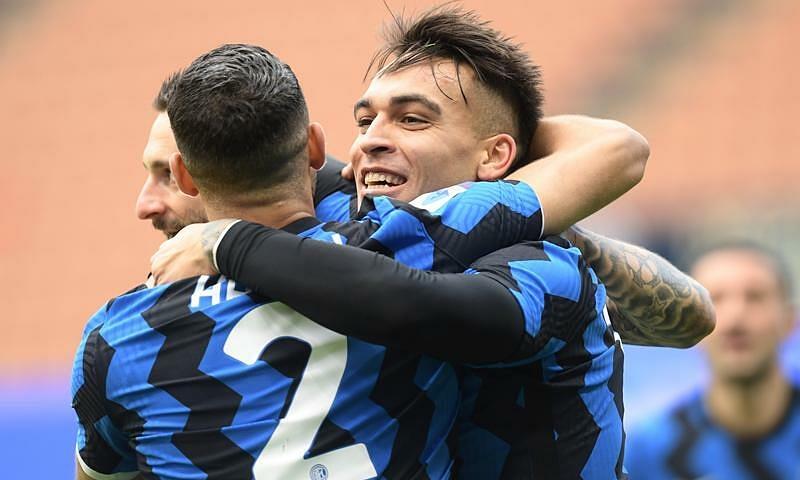Inter menang 6-2 di Serie A.