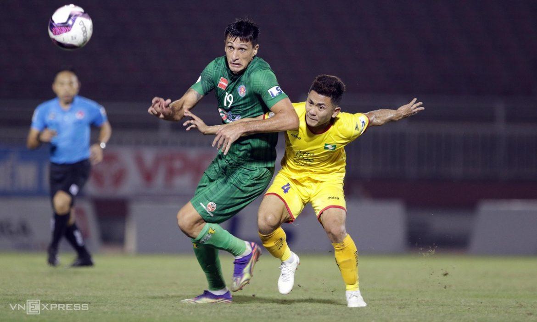 Do Merlo membantu Saigon FC menurunkan SLNA