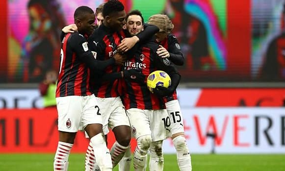 Milan melaju ke perempat final Piala Italia