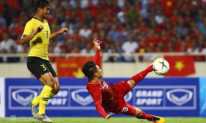 Malaysia ingin memindahkan pertandingan melawan Vietnam di kualifikasi Piala Dunia