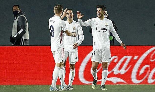 Real mencapai puncak La Liga