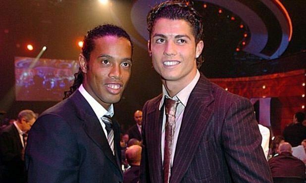 Barca tidak membeli Ronaldo karena Ronaldinho