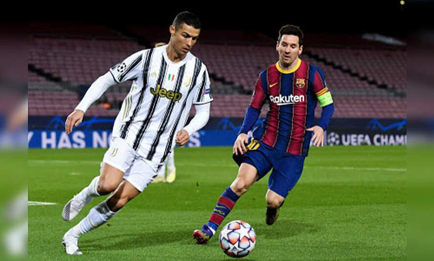 Ronaldo lebih efektif dari Messi