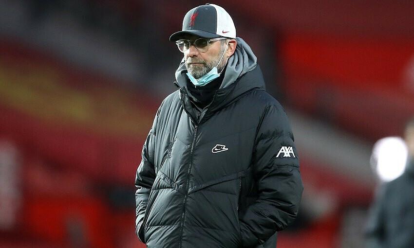 Klopp: 'Liverpool tidak bermain cukup baik untuk memenangkan Man Utd'