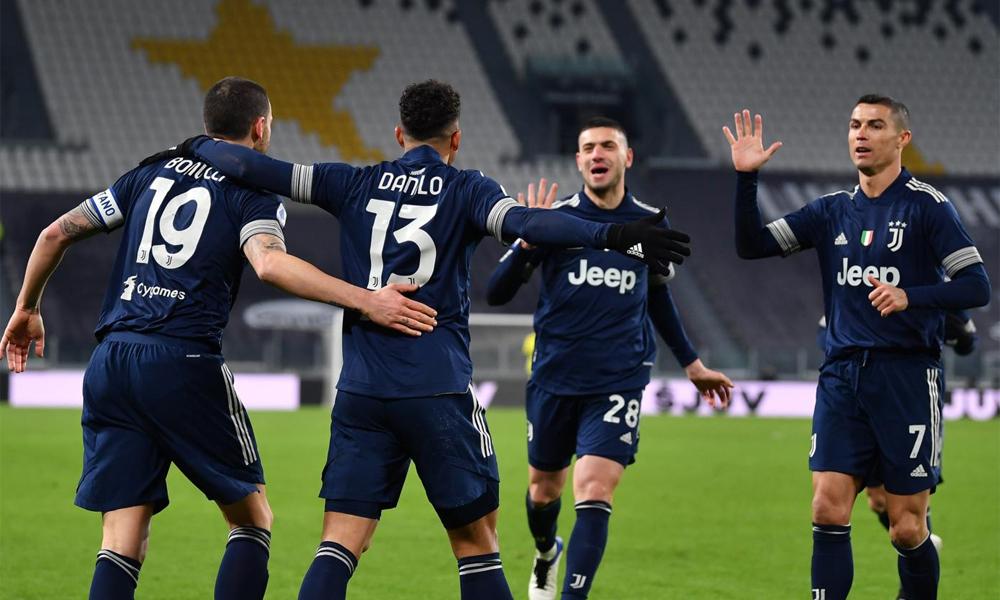 Juventus semakin tidak bergantung pada Ronaldo