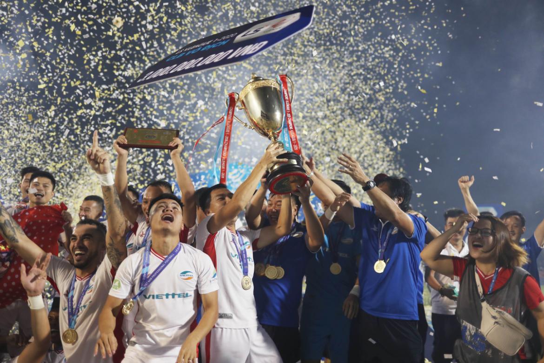 Viettel masuk skuad maut di Liga Champions AFC