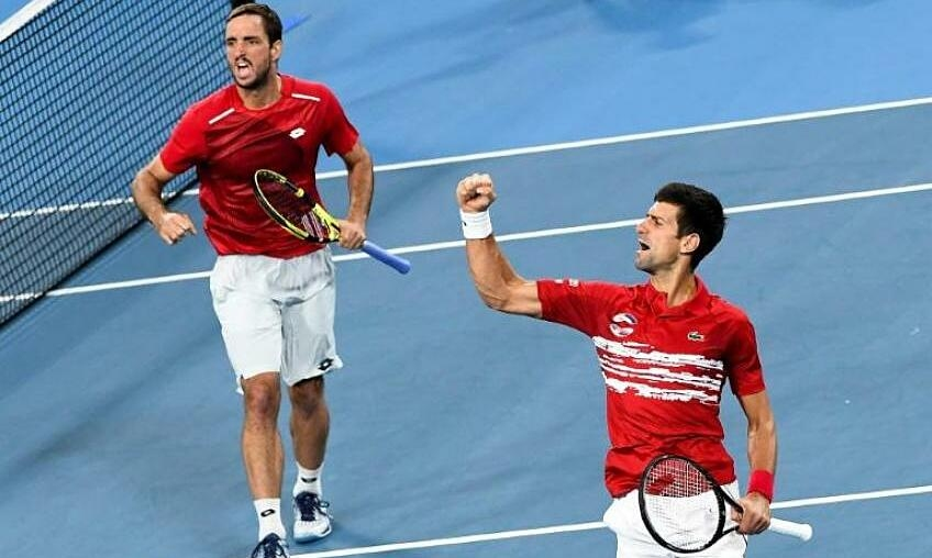 Senegaranya Djokovic menyayangkan menghadiri Australia Terbuka
