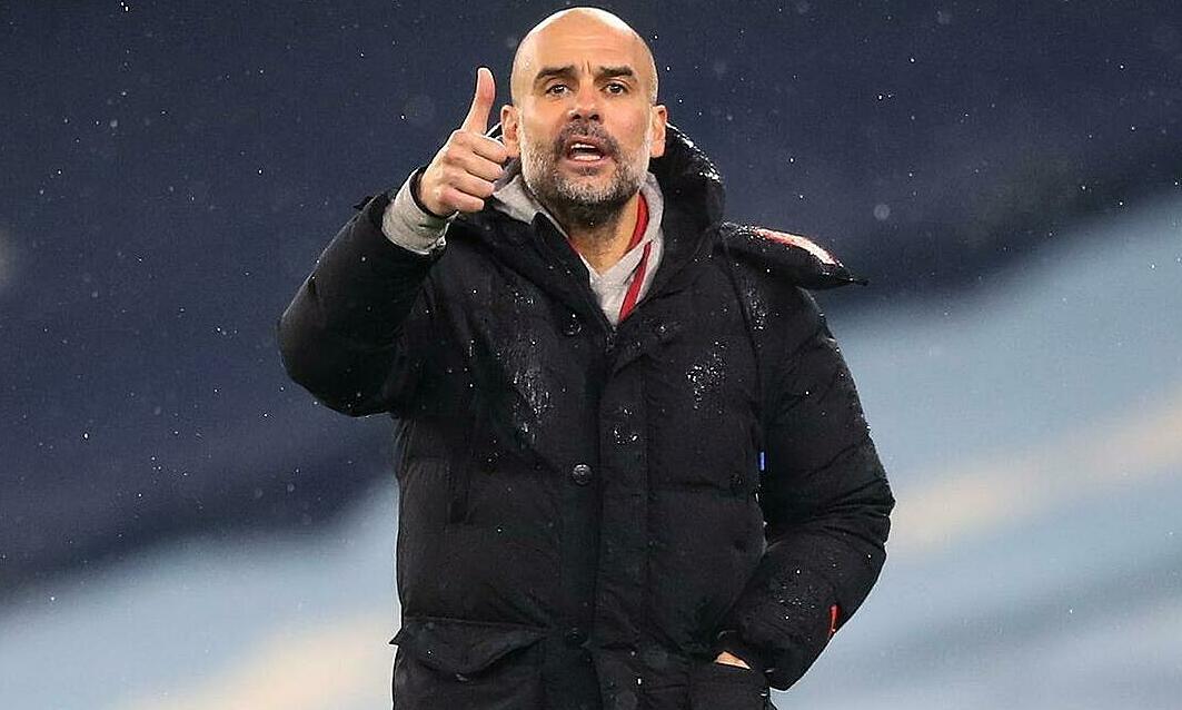 Guardiola: 'Man City telah menetapkan tujuan untuk Liga Europa'