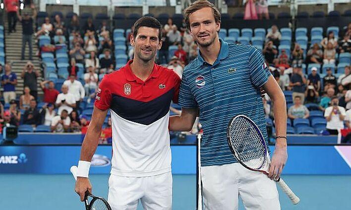 Djokovic – Medvedev: Permainan tidak dapat diprediksi