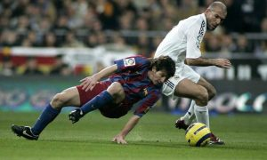 Messi menerima 12 kali gaji Zidane selama puncaknya