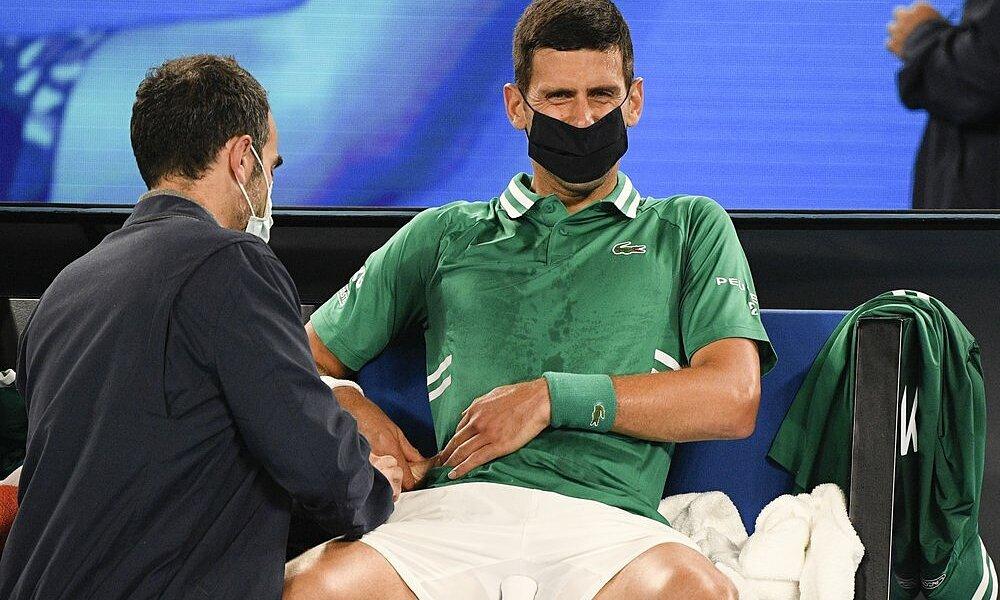 Djokovic lolos di babak ketiga Australia Terbuka