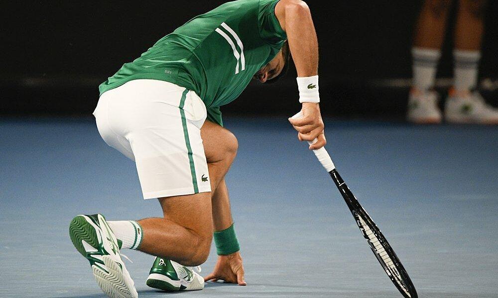 Djokovic sepertinya tidak akan melanjutkan di Australia Terbuka