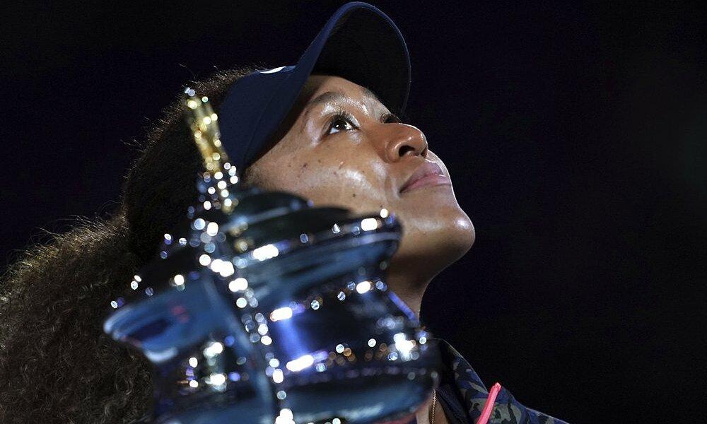 Naomi Osaka memenangkan Australia Terbuka