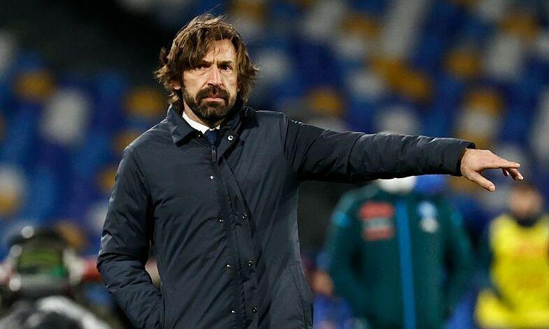 Pirlo: 'Juventus sedang bingung'