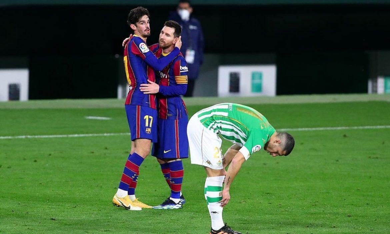 Koeman: 'Berkat Messi, situasinya telah berubah'