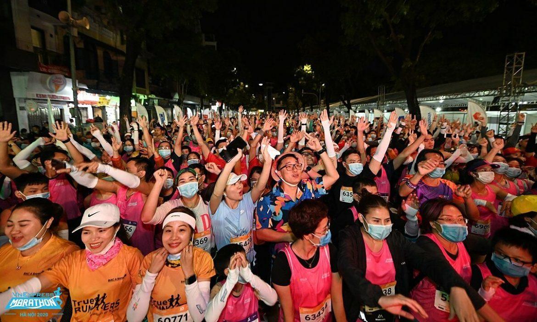 3 hari lagi untuk membeli Bib, nikmati diskon 50% untuk acara lari malam di Hanoi