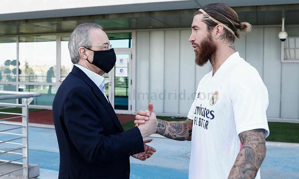 Ramos menderita karena bertahan di Real