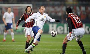 Man Utd bertemu Milan di Liga Europa