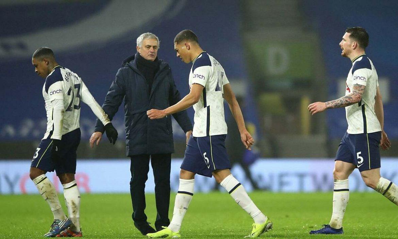 Mourinho: 'Tottenham adalah tim yang membosankan'