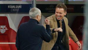 Nagelsmann siap menggantikan Mourinho