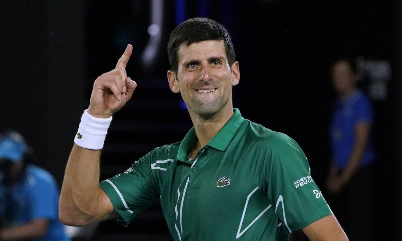 Djokovic – 'The Terminator' di Australia Terbuka