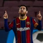 Messi memimpin daftar pencetak gol di La Liga