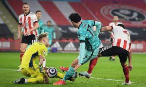Liverpool memangkas kekalahan beruntun di Liga Premier