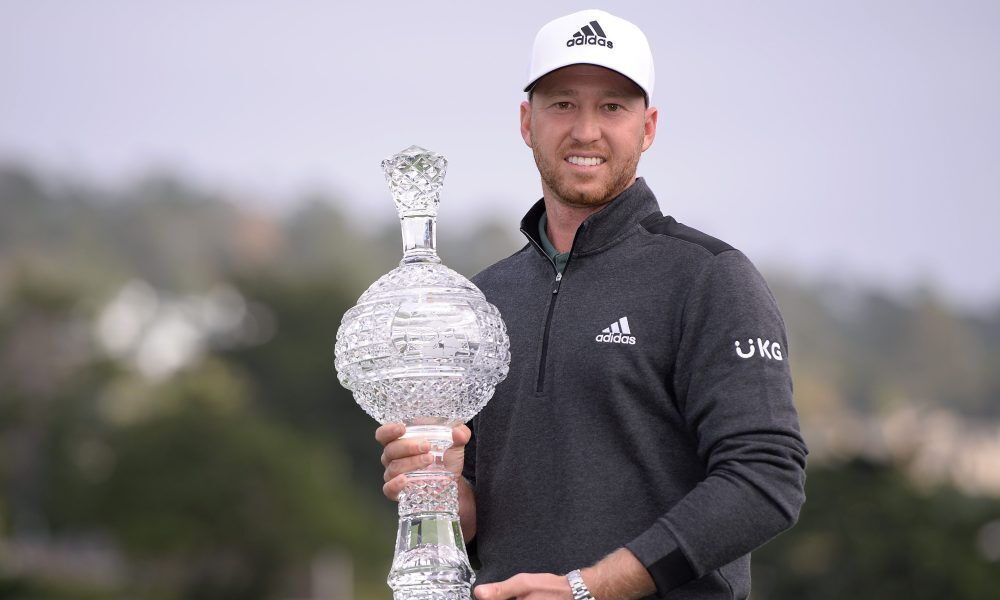 Berger memenangkan Pebble Beach Pro-Am