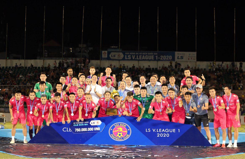 Klub Saigon ingin menjadi tuan rumah Piala AFC