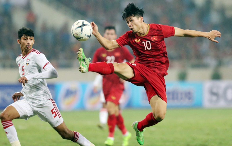 Vietnam mungkin harus menendang kualifikasi Piala Dunia terkonsentrasi di UEA