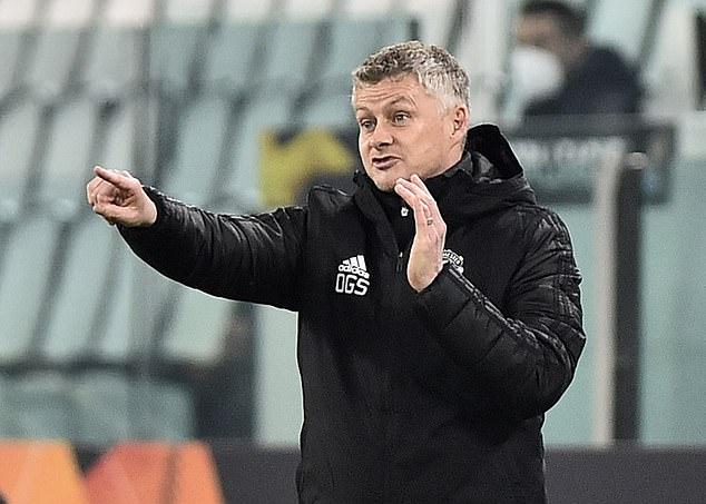 Solskjaer: 'Man Utd akan balapan dengan Man City'