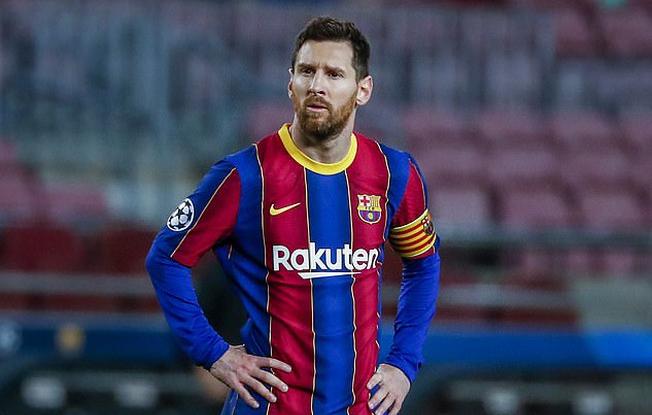Pelatih Barca B: 'Tidak bisa membayangkan tim tanpa Messi'