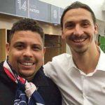 Ibrahimovic: 'Bagi saya Ronaldo adalah sepak bola'