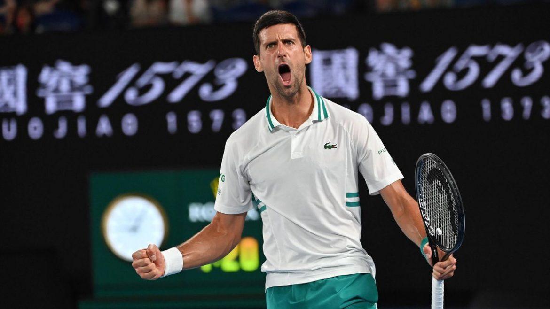 Djokovic: 'Anak itu masih harus bekerja keras'