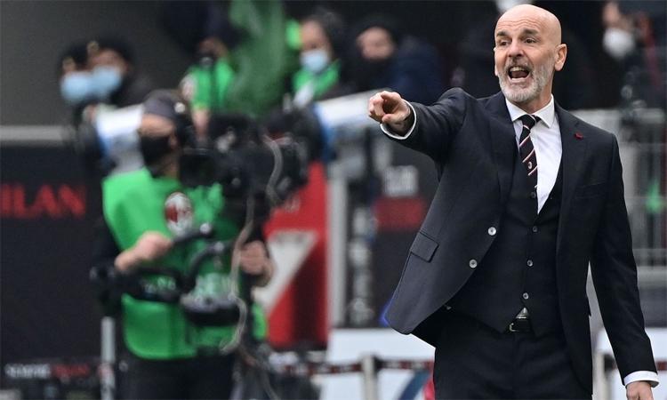 Pioli: 'Tiga bulan lalu Milan bermimpi di mana sekarang'