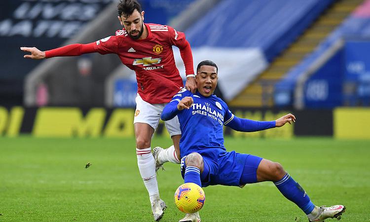 Man Utd mengalahkan Leicester di Piala FA