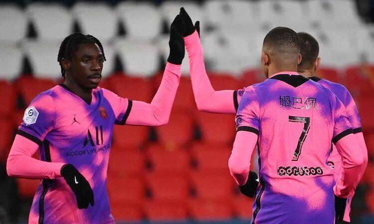 PSG kembali ke puncak grup Ligue 1