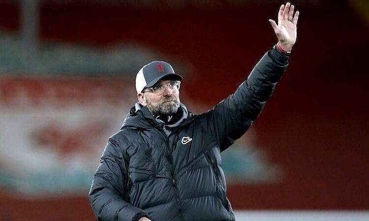 Klopp: 'Banyak orang menunggu sampai Liverpool tergelincir'