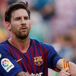 Koeman senang karena Messi marah kepada rekan satu timnya
