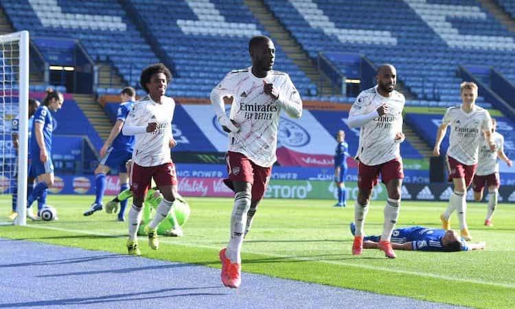 Arsenal menang melawan Leicester – w88alternatif Sports