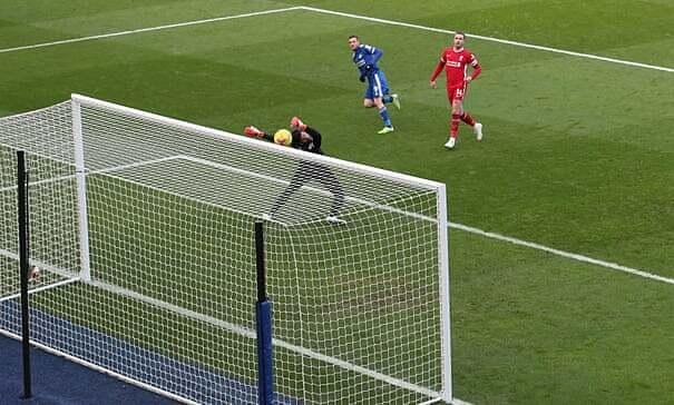 Liverpool kalah lagi karena penjaga gawang