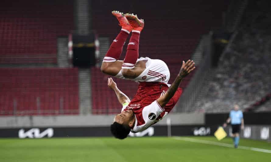 Aubameyang menyelamatkan Arsenal – w88alternatif Sports